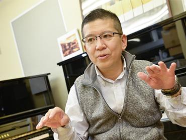 マツモトピアノサービス代表 松本育生 イメージ