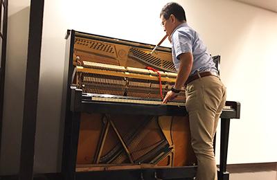 ピアノ調律イメージ