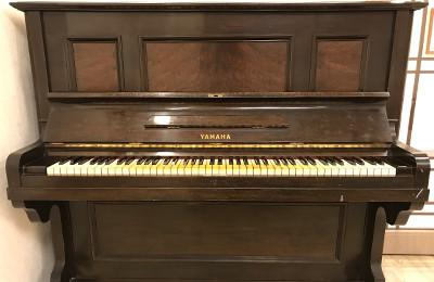 使用していないピアノのイメージ